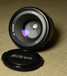 Nikon 50mm f1.8 lens - $89 Used in great condition! D70