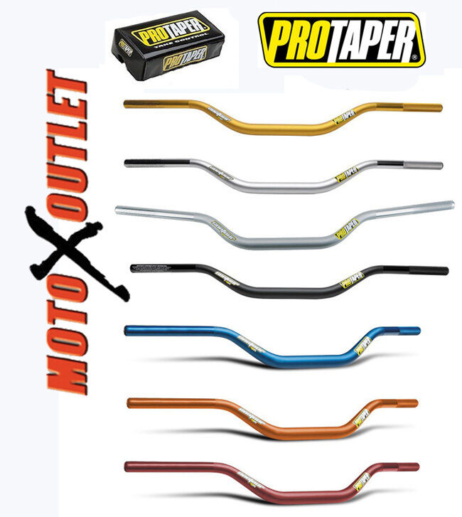 PRO TAPER MX CONTOUR HANDLEBARS 1 1/8