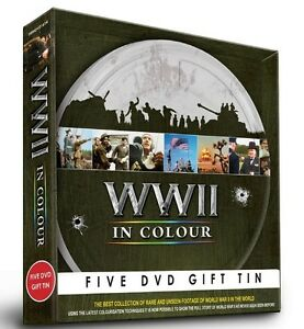 WWII IN COLOUR COMMEMORATION GIFT - 20.0KB