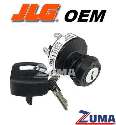 Jlg Part 4360469 - New Genuine Oem Jlg Ignition Key Switch