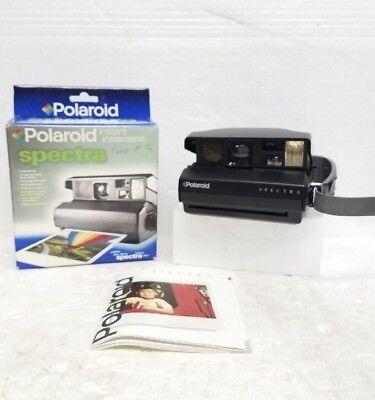 Мгновенные камеры Vintage Polaroid Spectra Instant