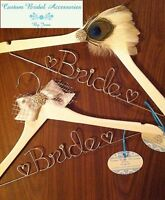CUSTOM BRIDAL GOWN HANGERS