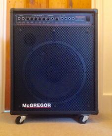 Awesome 100w Bass Amp