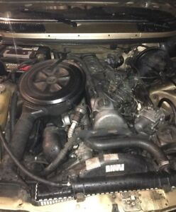 1982 Mercedes 300CD turbo diesel for sale or trade