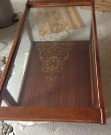 Glass Top Coffee Table - Can Deliver