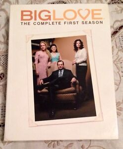 HBO's Big Love, complete Season 1 in case