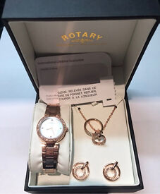 **Brand new** Genuine Rotary Ladies watch ONLY £100 (RRP: £199.99)