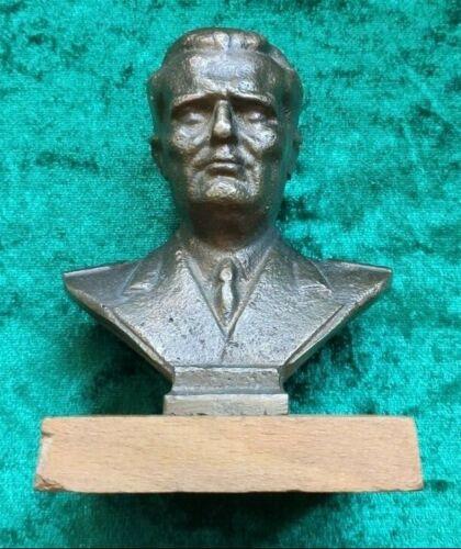 Yugoslavia Marshal statue bust JOSIP BROZ TITO communist leader YUGO