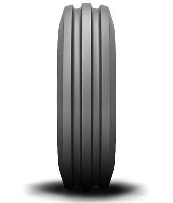 One New 4.50-10 Bridgestone 4 Ply 3-rib Front Tractor Tire Tube 450 10