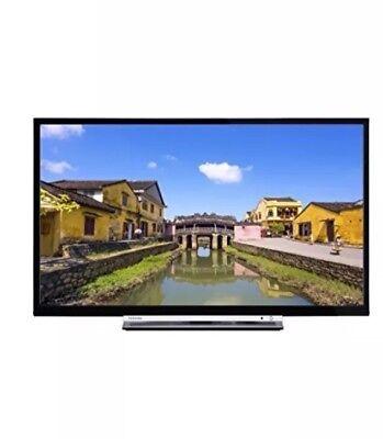 Toshiba Hd-ready Tv (Toshiba 32W3753DB 32-Inch HD Ready Smart TV with Freeview Play - Black (2017))