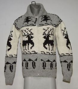 Hand Knit Cowichan Style Sweater/Vests