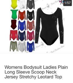 Women's body suit