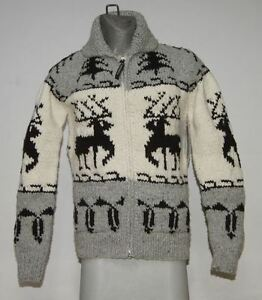 Hand Knit Cowichan Style Sweaters / Vests