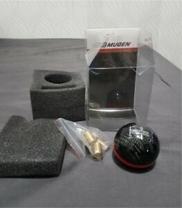 Mugen 5 speed shift knob
