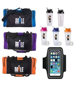 Fitness Bag and accessories