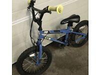 Kids Apollo BMX bike