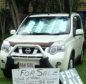 2012 Nissan X-trail Wagon Mackay Mackay City Preview
