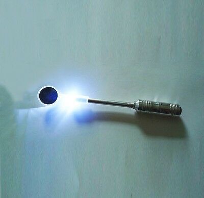 Dental Mouth Mirror Reflector Odontoscope Dentist Equipment Led Light