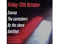 This Friday The Basement Door gig night