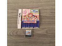 Nintendo ds cooking mama 2 game