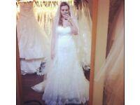 Wedding Dress - Pronovias