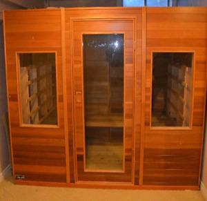 6 Person Infared Sauna