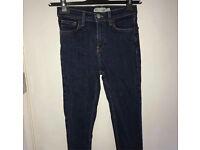 Topshop Jamie jeans - women's