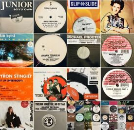 Soulful House U.K. US Garage vinyl Collection