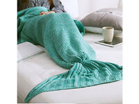 Mermaid Fishtail Blankets ONLY £15 BRAND NEW