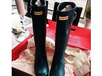 Hunter Wellies brand new in the box
