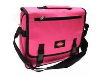 Lee Cooper Messenger Bag BNWT Shoulder Strap Plenty Storage Pink