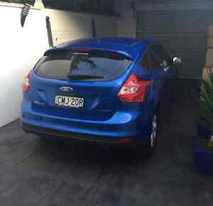 2013 Ford Focus Trend Hatchback Leichhardt Leichhardt Area Preview