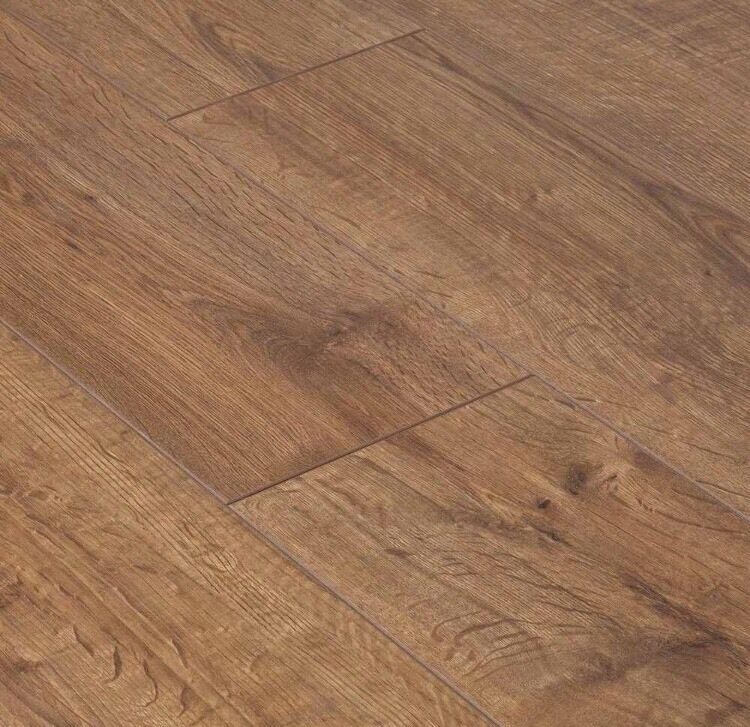Baltimore X26 Packs Laminate Flooring 12MM Oak 1.30M2 Per Pack 33.8M2 Coverage