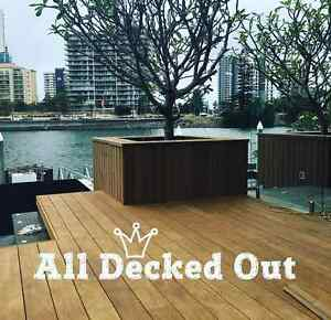 All Decked Out     GET YOUR NEW DECK FOR XMAS Main Beach Gold Coast City Preview