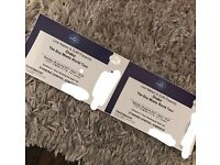 Drake Boy Meets World Tour Concert Ticket 2 Tickets for London O2 28th Jan STANDING IN HAND!!