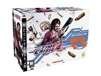 time crisis 4 ps3 plus gun