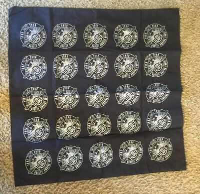 2008 HARLEY-DAVIDSON Owners Group HOG 25th Anniversary Logo BANDANA, New!