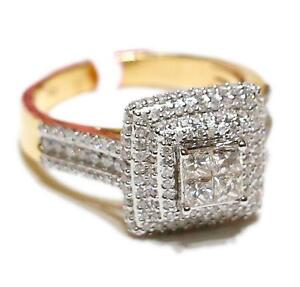 JUST $1699 FOR THIS ENORMOUS 1.50 CT DIAMOND ENGAGEMENT RING? IT'S THE GOLD RUSH!!!