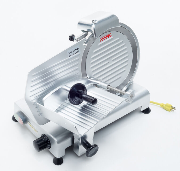 Hebvest Fs10md 10in Medium Duty  Manual 1/4 Hp Slicer