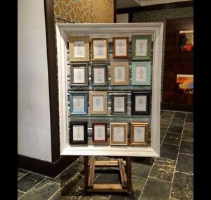 Customizable Wedding Table Seating Chart Stand for Rent