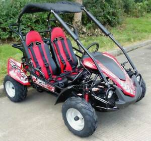 CROSSFIRE  BLAZER 200R BUGGY GO KART - FULLY ASSEMBLED! Jimboomba Logan Area Preview