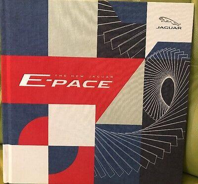 Jaguar E-pace Media Book