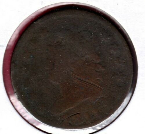 1811 CLASSIC HEAD LARGE CENT CIRCULATED TOUGHER DATE #C2247