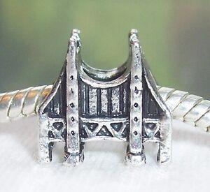 Golden gate bridge charm ebay for Golden gate bridge jewelry