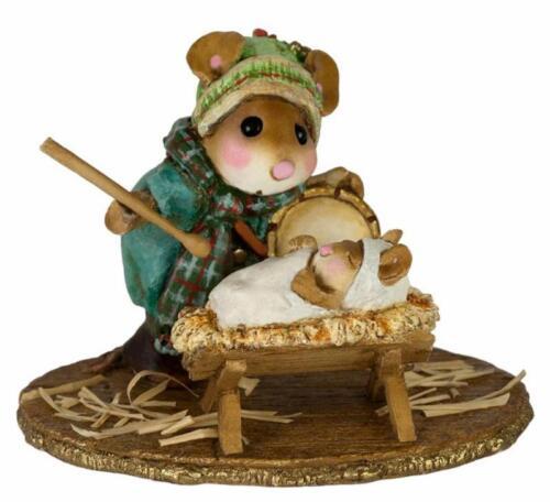 Wee Forest Folk M-603 Little Drummer Boy