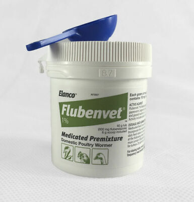 Best domestic poultry wormer available, gapeworm, no egg withdrawal 2 Day Post