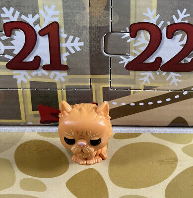 Harry Potter Mini Funko Pop! Crookshanks the Cat Advent 2020 Calendar NEW-Loose