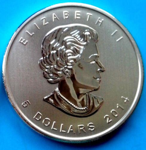 1oz Maple Leaf 1988 - 2019 mit 999/1000 ag Silber Silver Kanada sowie Privy Mark