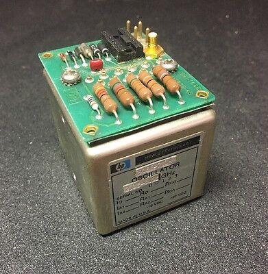Hp Yto Yig Tuned Oscillator 2.3 -6.1 Ghz 5086-7314