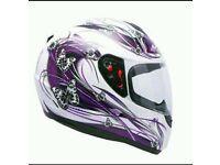 Women's MT Thunder Butterfly helmet x-small (53-54)